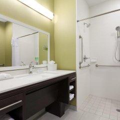 Отель Home2 Suites by Hilton Amarillo США, Амарилло - отзывы, цены и фото номеров - забронировать отель Home2 Suites by Hilton Amarillo онлайн ванная