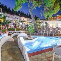 Porfi Beach Hotel бассейн фото 2