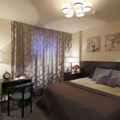 Мини-Отель Амстердам комната для гостей фото 13