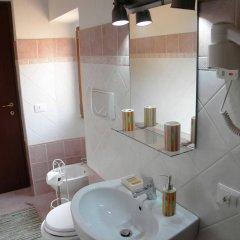 Отель Borgo dei Sagari Дзагароло ванная фото 2