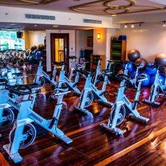 Отель Tegucigalpa Marriott Hotel Гондурас, Тегусигальпа - отзывы, цены и фото номеров - забронировать отель Tegucigalpa Marriott Hotel онлайн фитнесс-зал фото 3