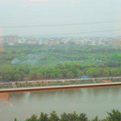 Отель HeeFun Apartment Китай, Гуанчжоу - отзывы, цены и фото номеров - забронировать отель HeeFun Apartment онлайн балкон