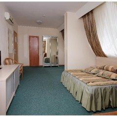 Гостиница Колибри Стандартный номер с двуспальной кроватью фото 19