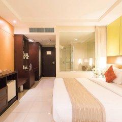 Intimate Hotel Паттайя комната для гостей фото 4