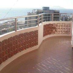 Hotel Lux Vlore балкон