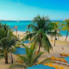 Отель Rooms on the Beach Negril пляж фото 2
