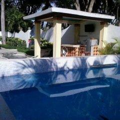 Отель Villa Capri Salon & SPA Доминикана, Бока Чика - отзывы, цены и фото номеров - забронировать отель Villa Capri Salon & SPA онлайн бассейн фото 2