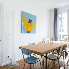 Отель onefinestay - Montparnasse Apartments Франция, Париж - отзывы, цены и фото номеров - забронировать отель onefinestay - Montparnasse Apartments онлайн в номере