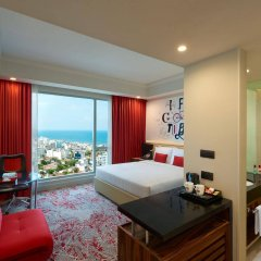 Отель Cinnamon RED Colombo Шри-Ланка, Коломбо - отзывы, цены и фото номеров - забронировать отель Cinnamon RED Colombo онлайн комната для гостей фото 2