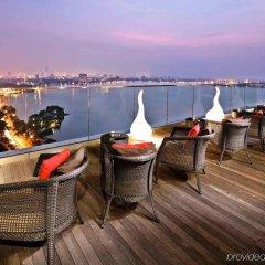 Отель Pan Pacific Hanoi гостиничный бар