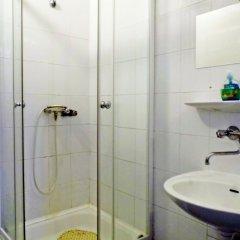 Budapest Budget Hostel Будапешт ванная