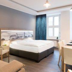 Отель DasPaul Германия, Нюрнберг - отзывы, цены и фото номеров - забронировать отель DasPaul онлайн комната для гостей фото 3