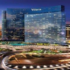 Vdara Hotel & Spa at ARIA Las Vegas вид на фасад фото 2