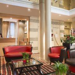 Hotel Pavillon Bastille интерьер отеля