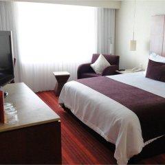 Отель Camino Real Airport Мехико комната для гостей фото 3