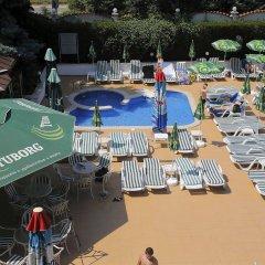Montecito Hotel пляж