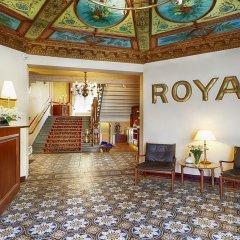 Отель Royal Hotel Швеция, Гётеборг - 1 отзыв об отеле, цены и фото номеров - забронировать отель Royal Hotel онлайн интерьер отеля