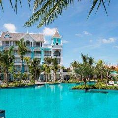 Отель JW Marriott Phu Quoc Emerald Bay Resort & Spa пляж фото 2
