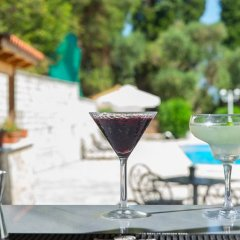 Отель Aurora Hotel Греция, Корфу - 1 отзыв об отеле, цены и фото номеров - забронировать отель Aurora Hotel онлайн бассейн фото 4