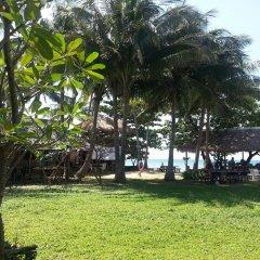 Отель New Ozone Resort And Spa Ланта пляж