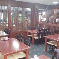 Kashiwaya Ryokan Thai Hotel Бангкок питание