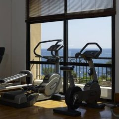 Отель Corinthia St George'S Bay Сан Джулианс фитнесс-зал фото 3
