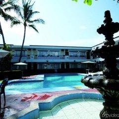Отель Hacienda De Vallarta Las Glorias Пуэрто-Вальярта бассейн