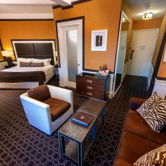 Отель Empire Hotel США, Нью-Йорк - 1 отзыв об отеле, цены и фото номеров - забронировать отель Empire Hotel онлайн комната для гостей фото 5