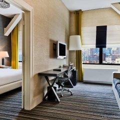 Отель The Marcel at Gramercy США, Нью-Йорк - отзывы, цены и фото номеров - забронировать отель The Marcel at Gramercy онлайн сейф в номере