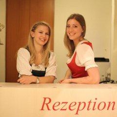 Отель ROSENVILLA Зальцбург интерьер отеля