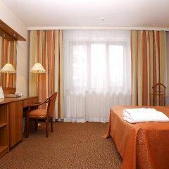 Гостиница Виктория 4* Стандартный номер с двуспальной кроватью фото 10