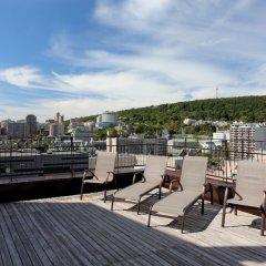Отель L'Appartement Hotel Канада, Монреаль - отзывы, цены и фото номеров - забронировать отель L'Appartement Hotel онлайн балкон