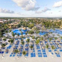 Отель Grand Bahia Principe Bávaro - All Inclusive Доминикана, Пунта Кана - 3 отзыва об отеле, цены и фото номеров - забронировать отель Grand Bahia Principe Bávaro - All Inclusive онлайн пляж
