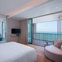 Отель Hilton Pattaya комната для гостей фото 7