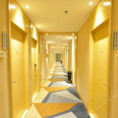 Отель City Comfort Inn Guangzhou Taihe Branch интерьер отеля фото 4
