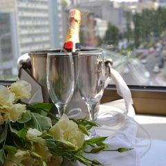 Гостиница Лыбидь Киев балкон