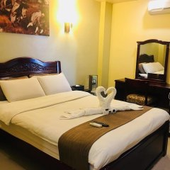 Отель Clark Imperial Hotel Филиппины, Пампанга - отзывы, цены и фото номеров - забронировать отель Clark Imperial Hotel онлайн комната для гостей фото 2