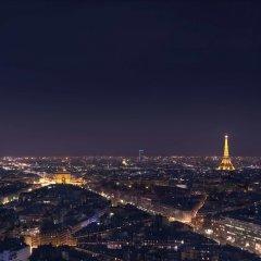 Отель Hyatt Regency Paris Etoile Франция, Париж - 11 отзывов об отеле, цены и фото номеров - забронировать отель Hyatt Regency Paris Etoile онлайн балкон