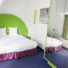 Отель Hôtel Siru Бельгия, Брюссель - 9 отзывов об отеле, цены и фото номеров - забронировать отель Hôtel Siru онлайн комната для гостей фото 4