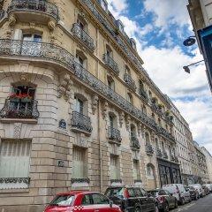 Отель Cosy apt for 2 close to Eiffel Tower Франция, Париж - отзывы, цены и фото номеров - забронировать отель Cosy apt for 2 close to Eiffel Tower онлайн фото 2