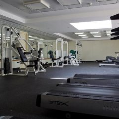 Отель Skai Residency (Ska1 Holiday Homes) фитнесс-зал
