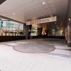 Ocloud Hotel Gangnam парковка
