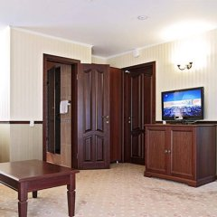 Гостевой Дом Сибирский комната для гостей фото 2