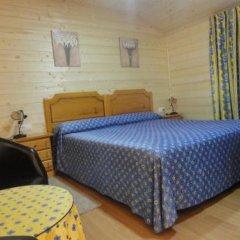 Отель Hostal Gran Avenida Испания, Саэлисес - отзывы, цены и фото номеров - забронировать отель Hostal Gran Avenida онлайн комната для гостей фото 3