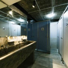 Bedgasm Hostel ванная