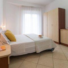 Отель Residence Blu Mediterraneo Римини комната для гостей фото 3