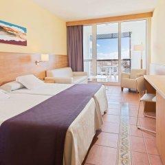 Отель Fuerteventura Princess Испания, Джандия-Бич - отзывы, цены и фото номеров - забронировать отель Fuerteventura Princess онлайн комната для гостей фото 3