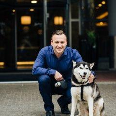 Radisson Blu Hotel Latvija с домашними животными