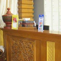 Отель Good Will Hotel Мьянма, Хехо - отзывы, цены и фото номеров - забронировать отель Good Will Hotel онлайн интерьер отеля