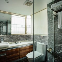 Yingshang Fanghao Hotel ванная